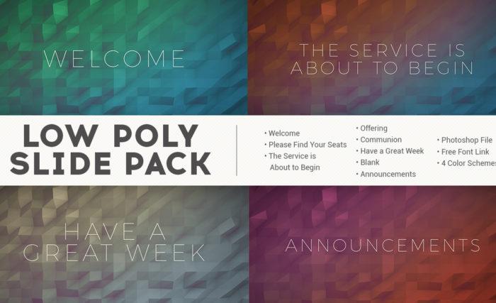 LowPolySlidePack