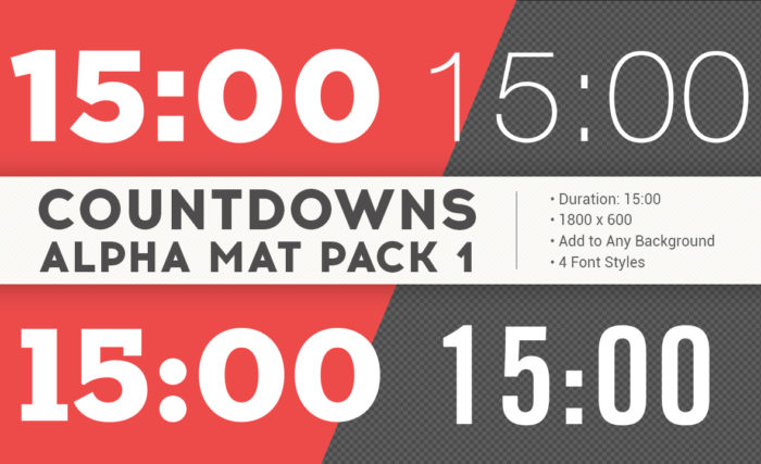 countdowns_pack1